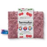 Cherrypad™ termofor z pestek wiśni naturę Solution Rosas kolekcja Foxglove