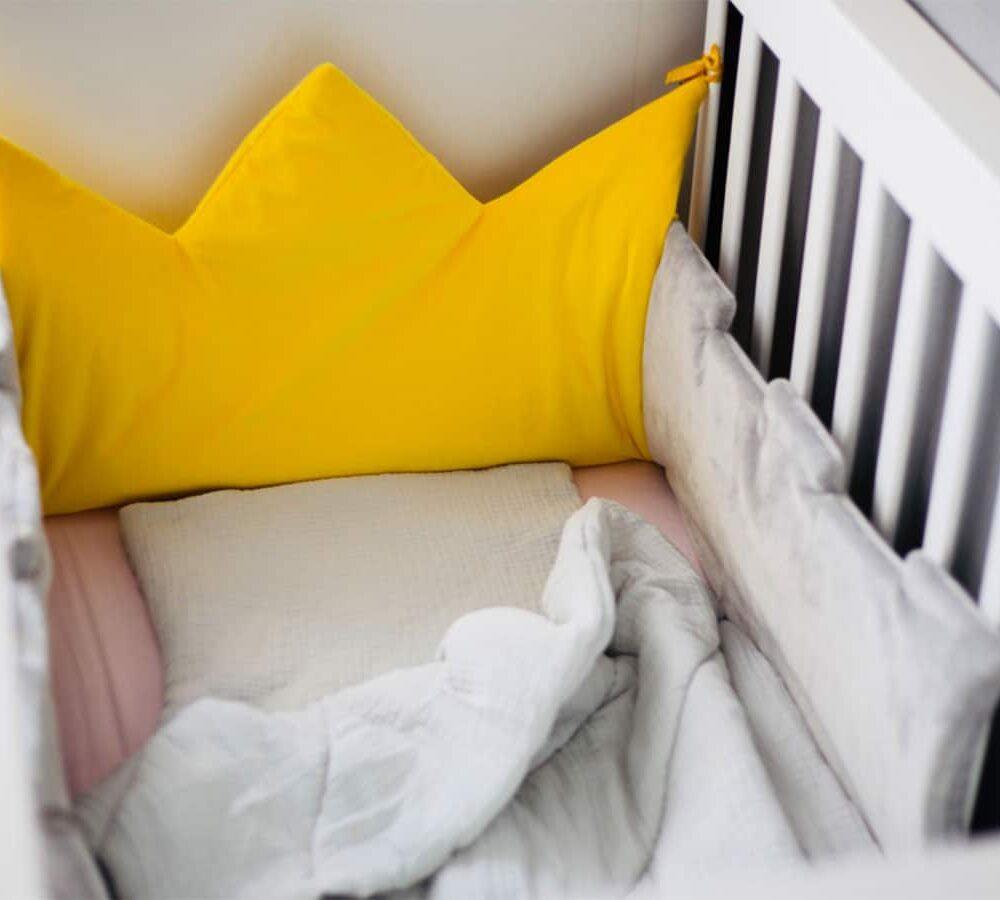 Pościel muślin kołderka kocyk poduszeczka zestaw muślinowy dziecko niemowle nature solution