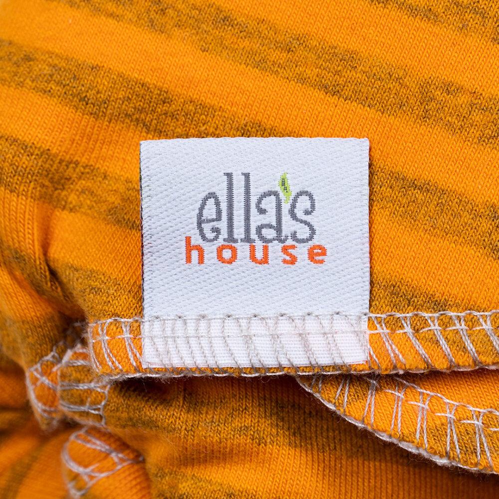 pielucha wielorazowa wielorazówka nature Solution pieluszka konopie bawełna Ella's House